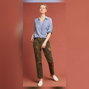 Anthropologie wanderer Cano utility pants